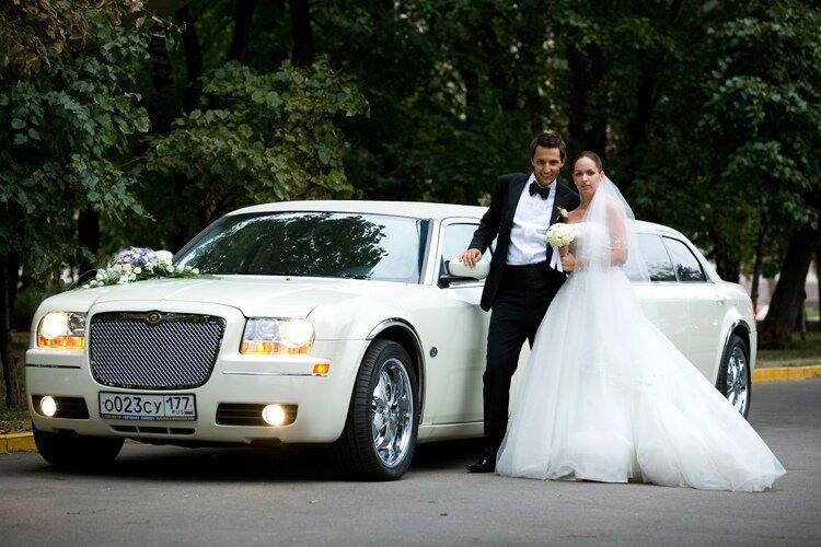 заказ автомобилей — Королевские лимузины — Санкт-Петербург, фото №1