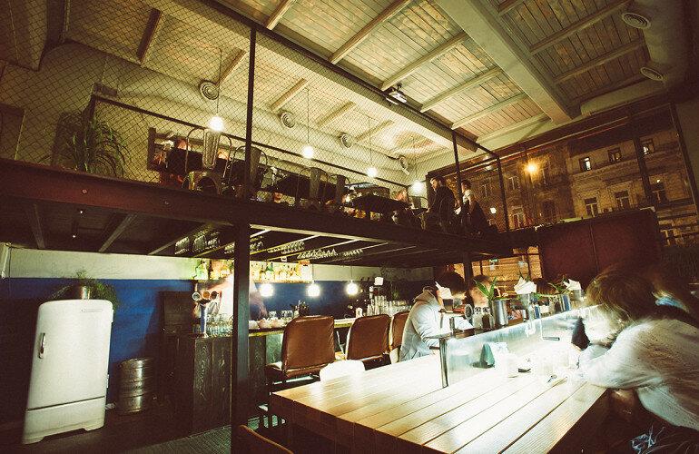 кафе — Кафе-бар Молодость — Одесса, фото №3