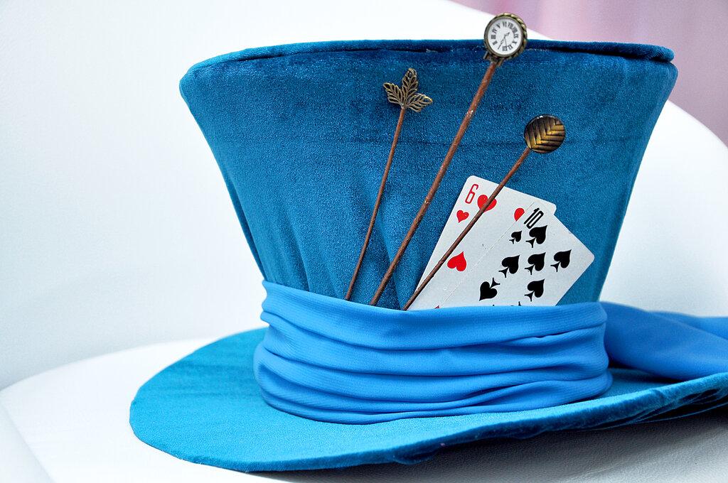 Шляпа шляпника из алисы в стране чудес картинка
