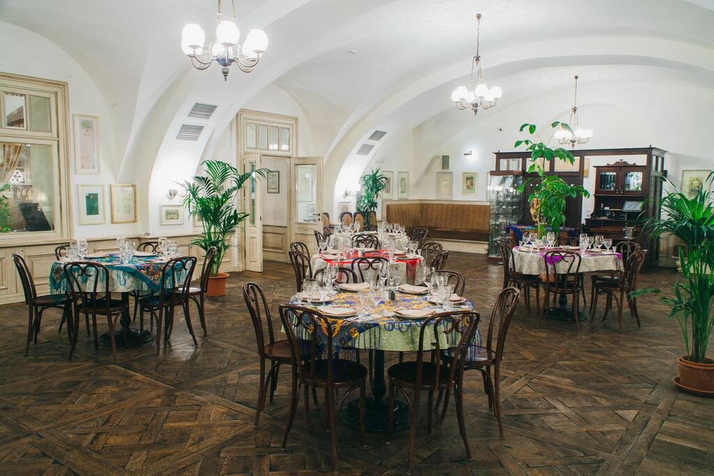 restaurant — Russian Vodka Room № 1 — Saint Petersburg, photo 1