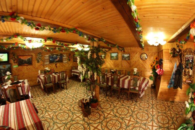 гостиница — Зорецвет — село Поляница, фото №4