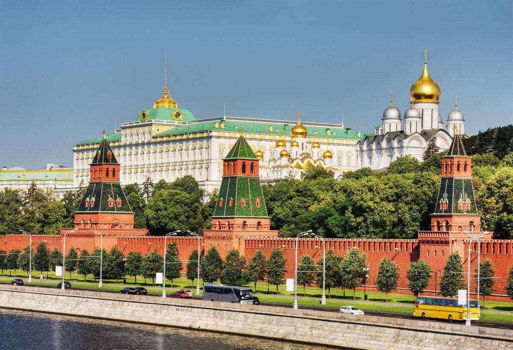 музей — Московский Кремль — Москва, фото №3