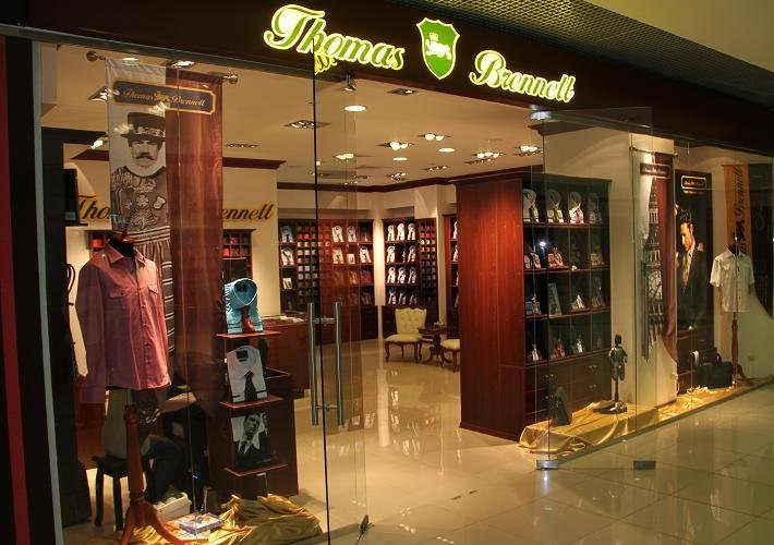 4e1b3f2259e магазин одежды — Thomas Brennett — Махачкала