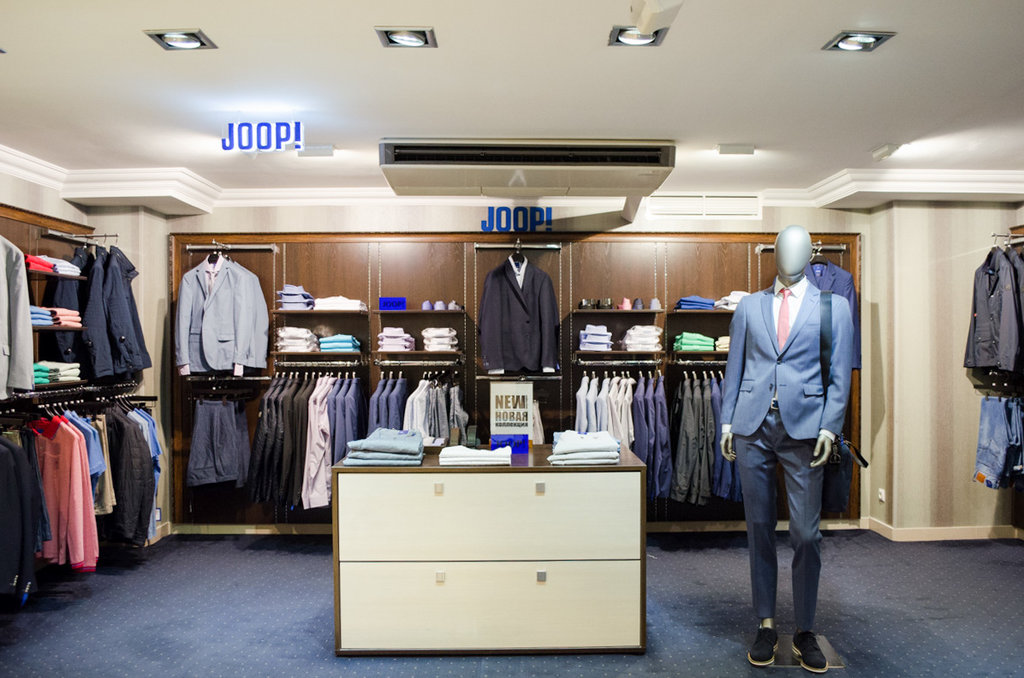 Магазины Мужской Одежды В Томске