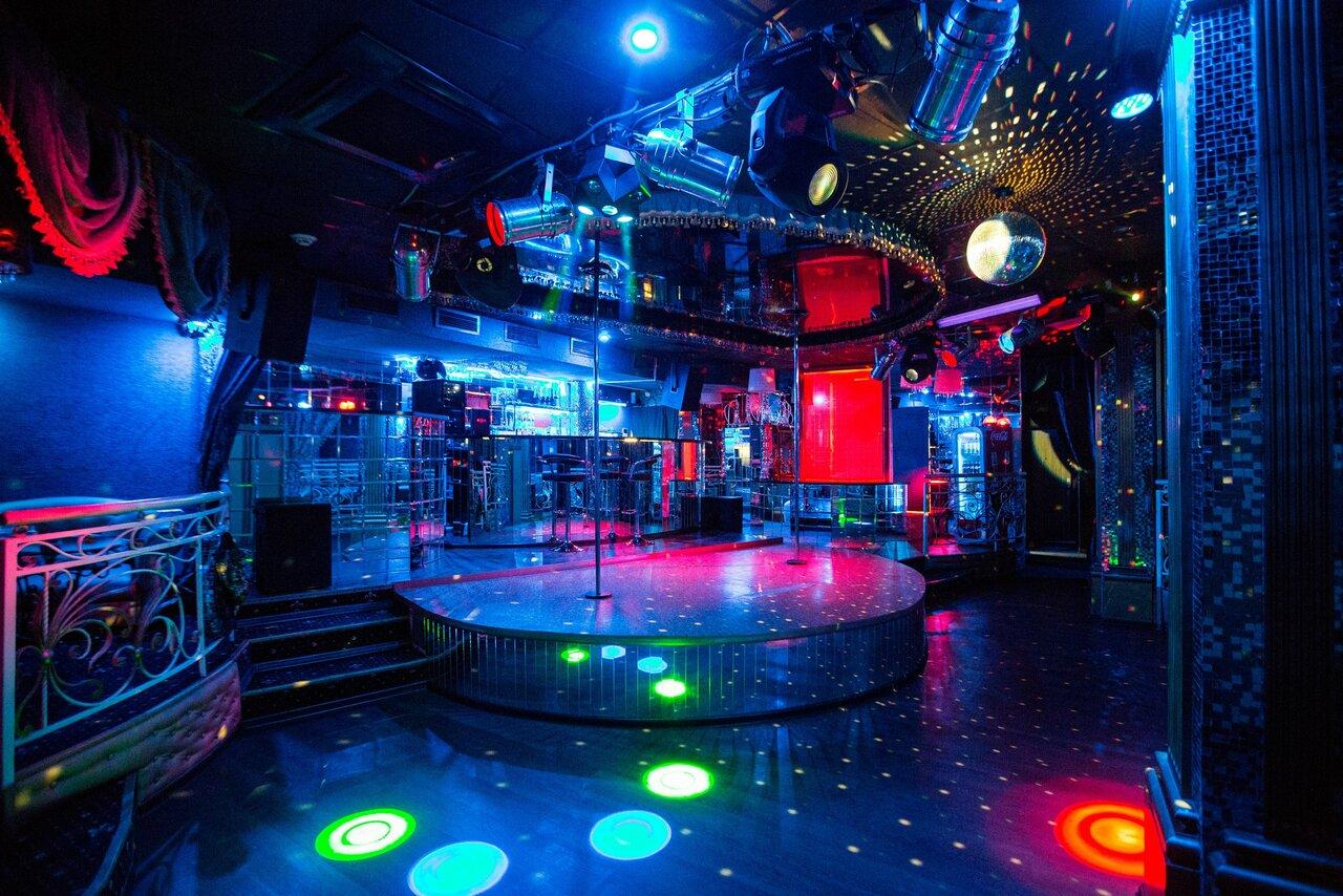 Фото ночного клуба внутри