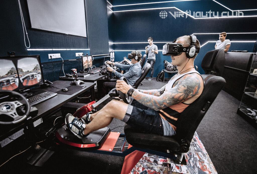 интернет-магазин — Virtuality Club — Москва, фото №2