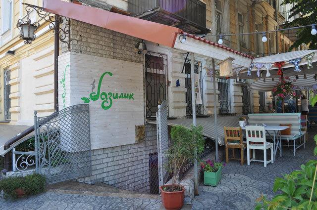 кафе — Базилик — Одесса, фото №3
