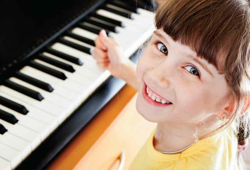 музыкальное образование — Уроки фортепиано в Мюнхене, Klavierunterricht für Kinder in München — Мюнхен, фото №2