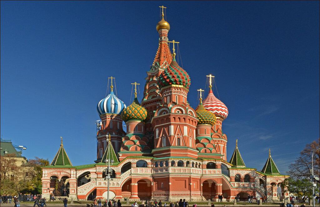 музей — Собор Покрова Пресвятой Богородицы что на Рву — Москва, фото №4