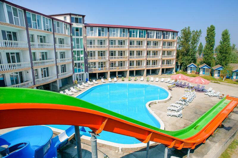 Отельный комплекс Факел