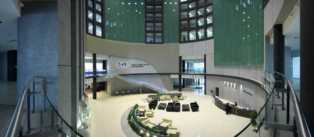бизнес-центр — Центр международной торговли — Екатеринбург, фото №8