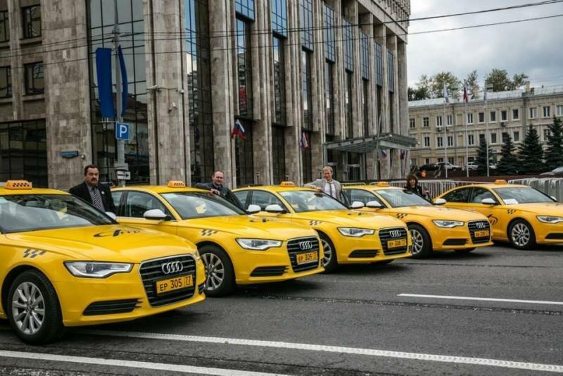 Такси № 1 - фотография №2