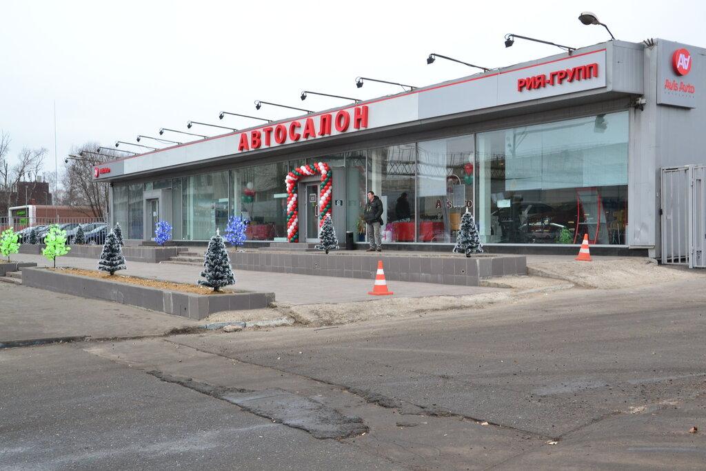 Автосалон риа авто в москве авто с пробегом автосалон москвы олимпик