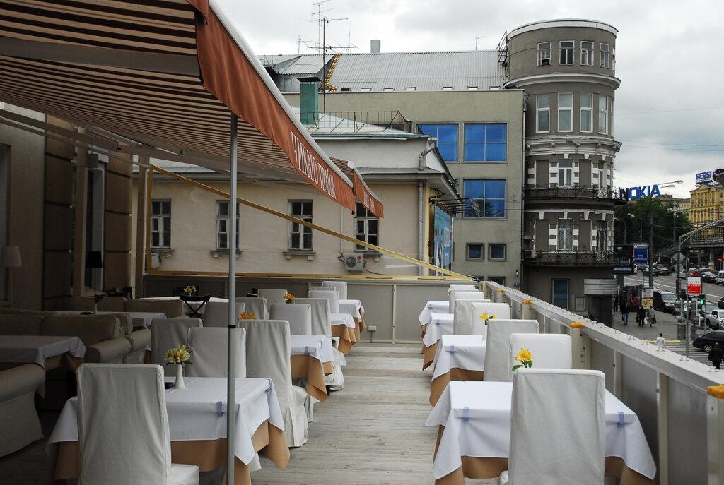 ресторан — Chicago Grill & Bar — Москва, фото №10