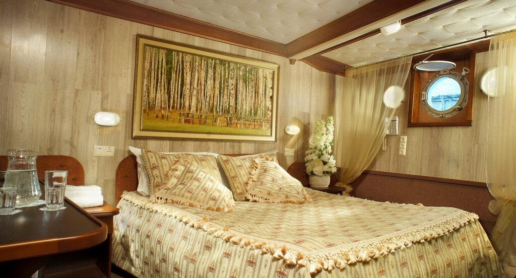 готель — Теплохід Святий Андрій — Київ, фото №2