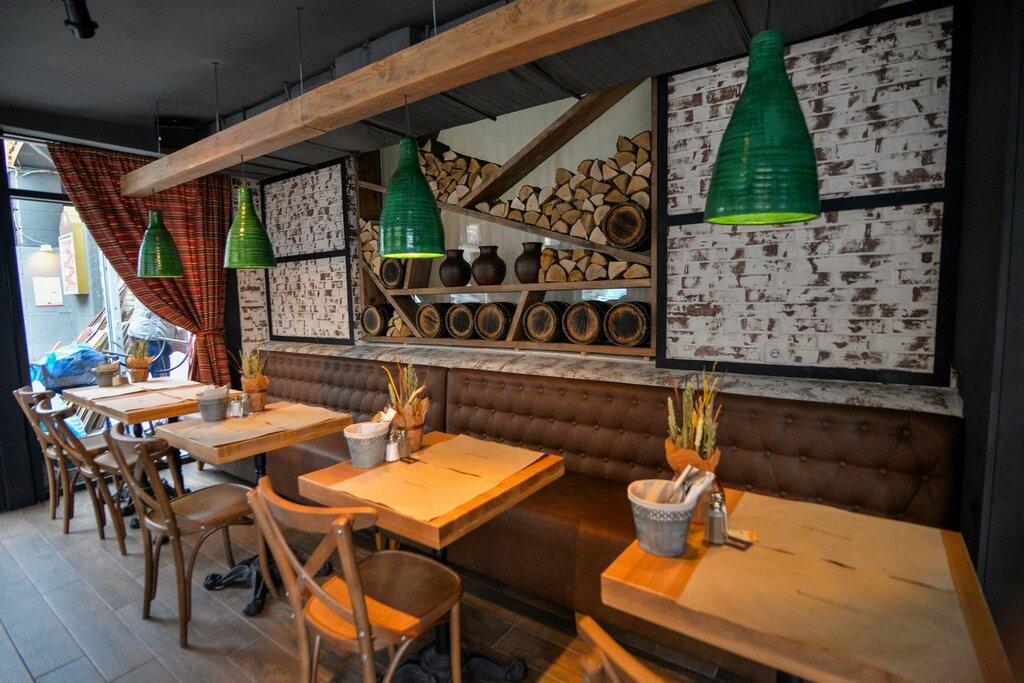 restaurant — Khachapuri i Vino — Kyiv, photo 1