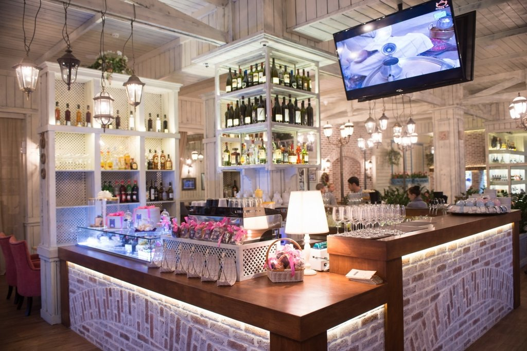 ресторан — Florentini — Москва, фото №2