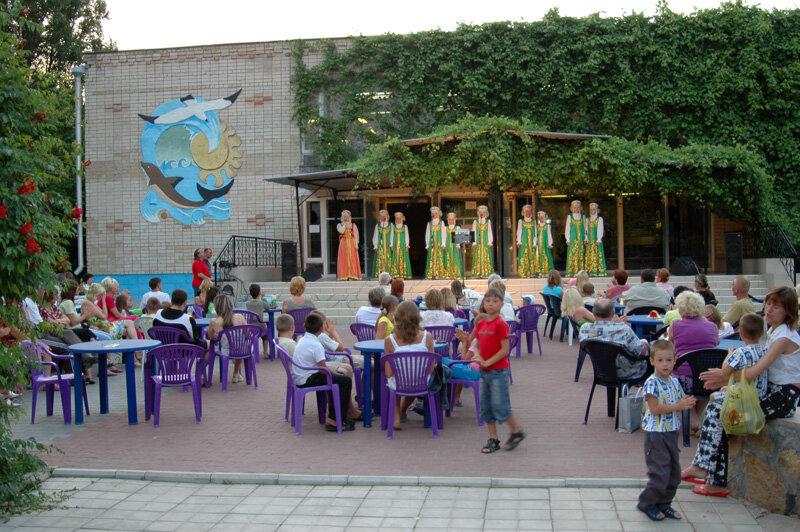 Туристический комплекс Жемчужина
