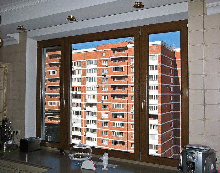 окна — Немецкие Окна — Москва, фото №1