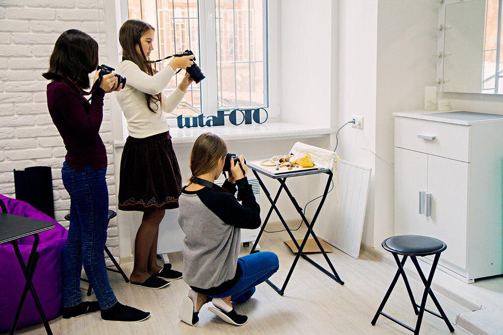 курсы рекламной фотографии в москве