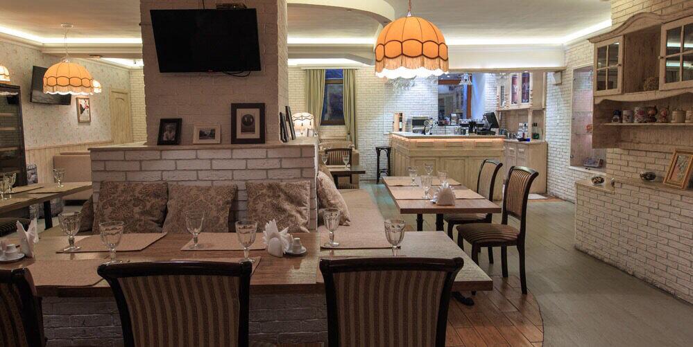 ресторан — Беби Джоли — Москва, фото №2