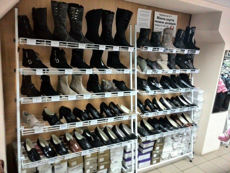 8b38740e252929 магазин взуття — Магазин жіночого взуття великих розмірів Черевичок 41+ —  Київ, фото №