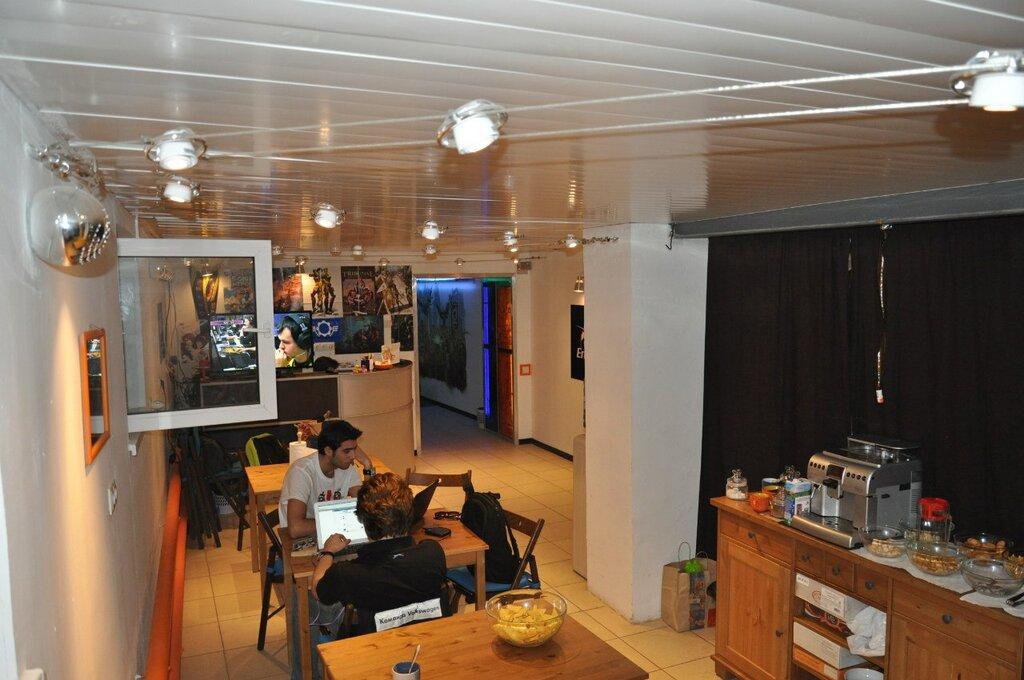 антикафе — Glhf game-cafe — Москва, фото №4