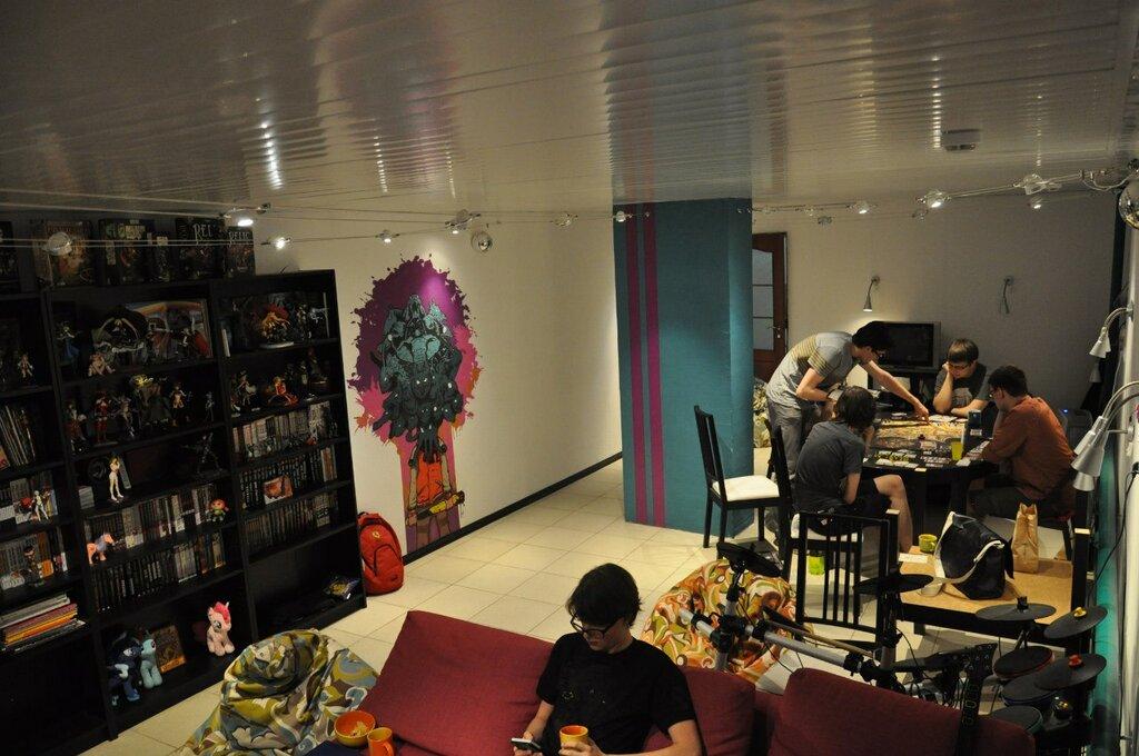 антикафе — Glhf game-cafe — Москва, фото №3