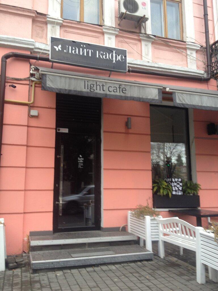 ресторан — Кафе Light Сafe — Одесса, фото №2