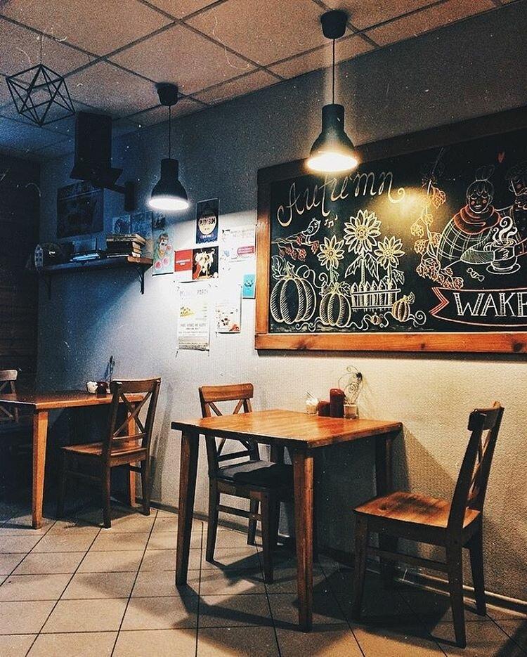 кофейня — Wake Up Coffee — Минск, фото №2