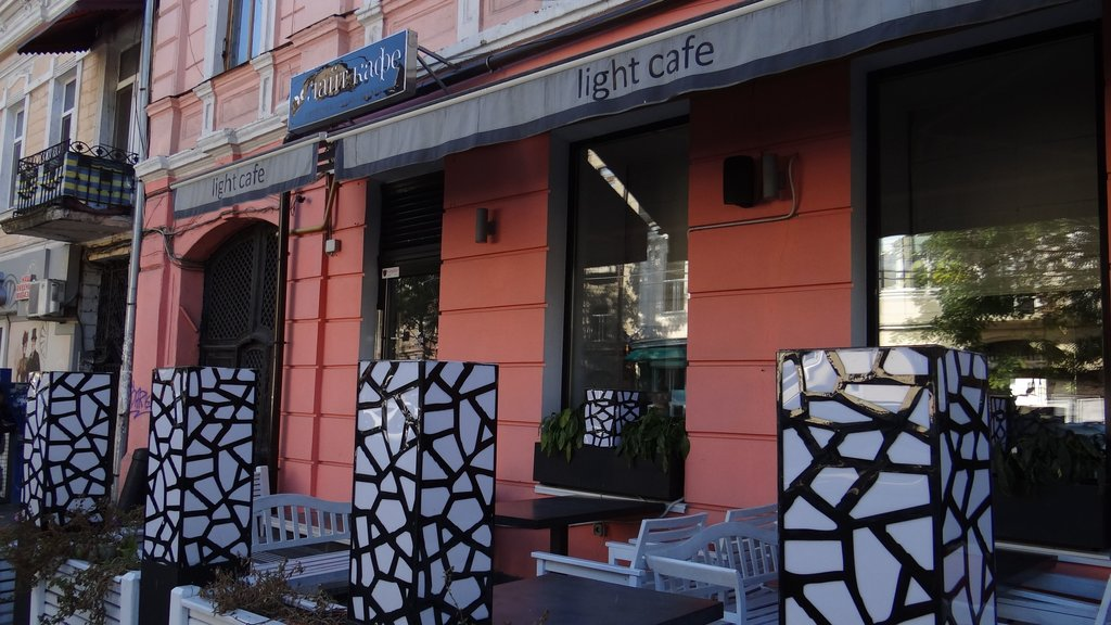 ресторан — Кафе Light Сafe — Одесса, фото №6