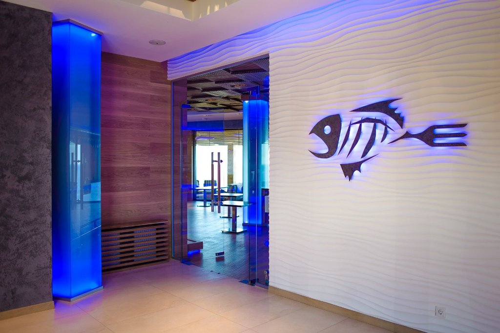 ресторан — Ресторан Рыба — Одесса, фото №7