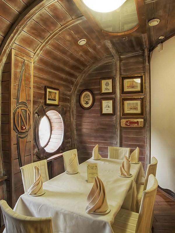 ресторан — Ресторан Красный лобстер — Одесса, фото №10