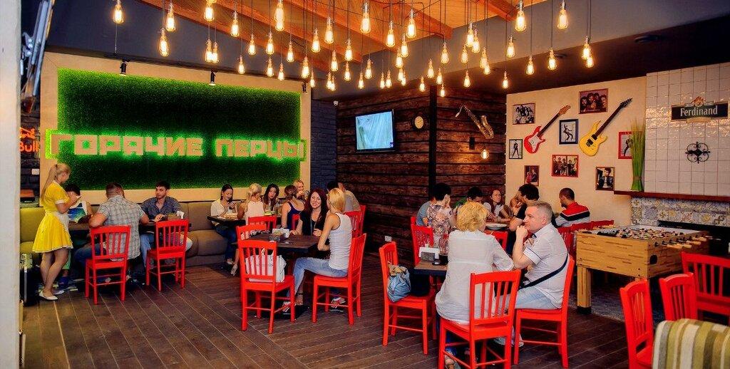 ресторан — Американский пивной ресторан Горячие перцы — Одесса, фото №8