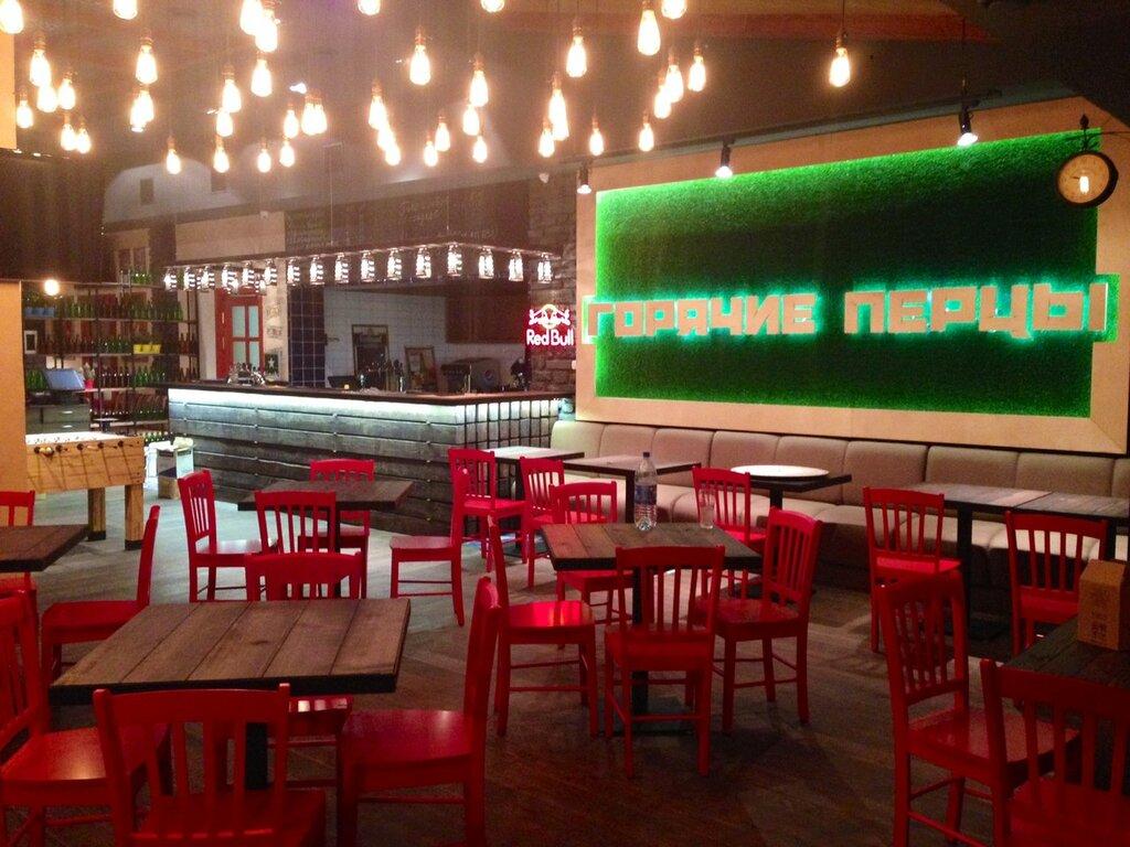 ресторан — Американский пивной ресторан Горячие перцы — Одесса, фото №6