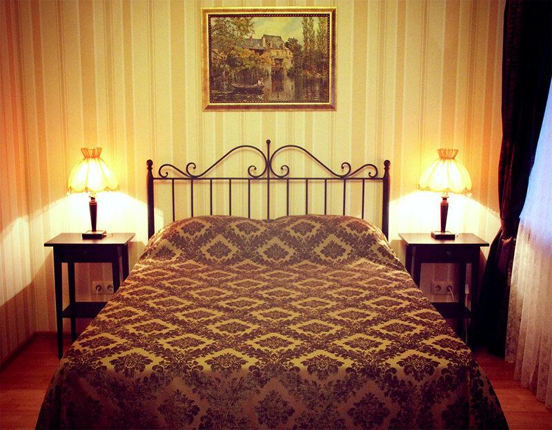 Отель Абрикос