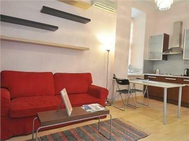 Serviced Apartment Tverskaya 63