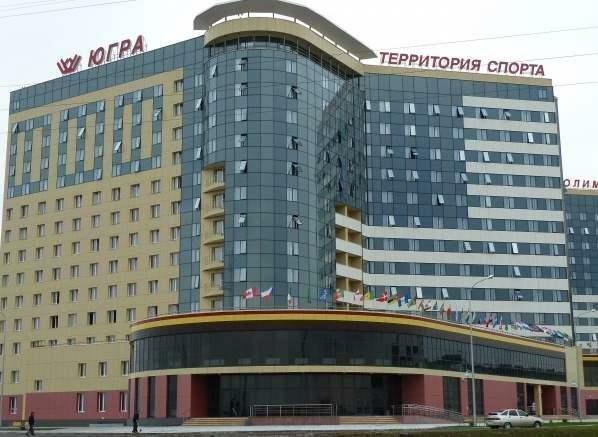 гостиница — Олимпийская — Ханты-Мансийск, фото №1