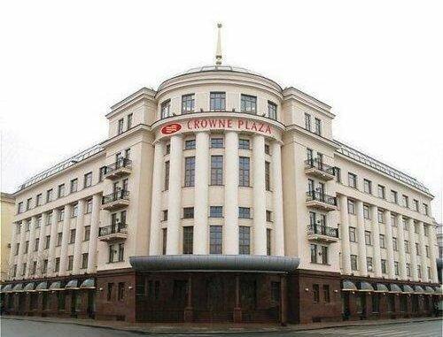 Crowne Plaza Minsk