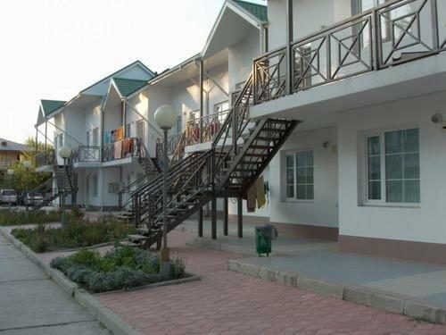гостиница — Дюны Золотые — Анапа, фото №1