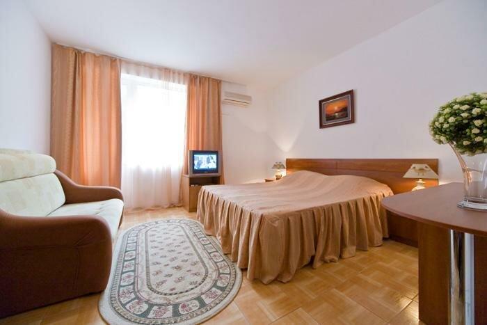 Фотини, отель