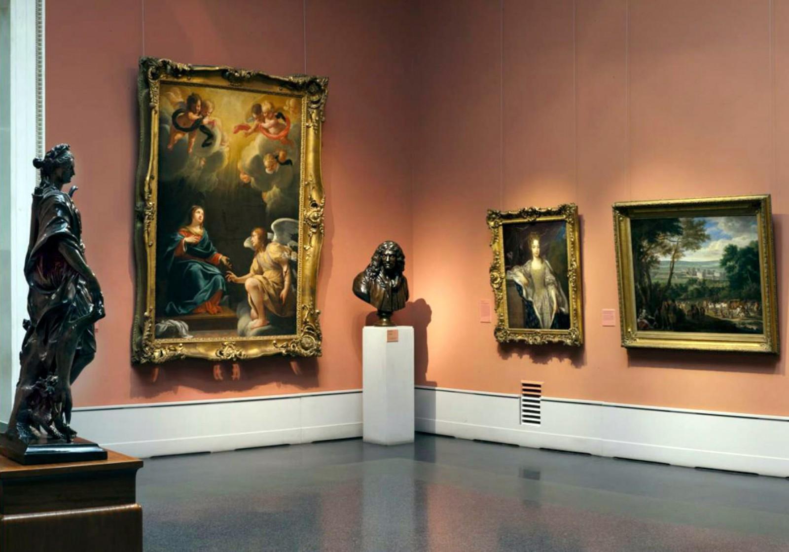 «Государственный музей изобразительных искусств имени А.С. Пушкина» фото 4