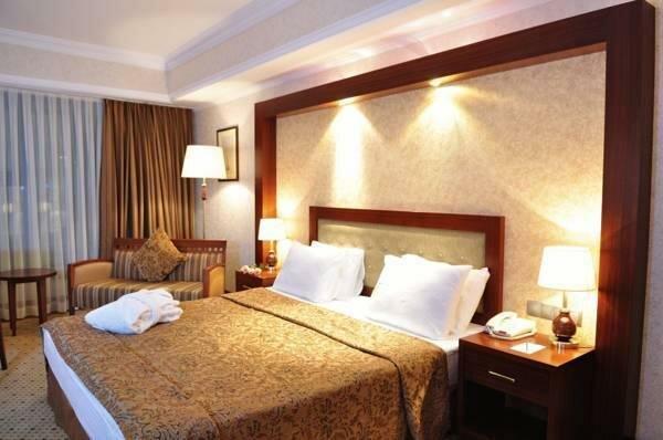 гостиница — Отель Дипломат — Нур-Султан (Астана), фото №2