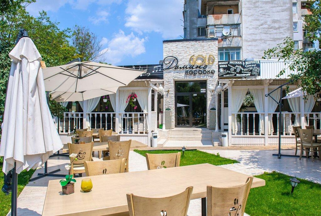 ресторан — Gold Domino — Одесса, фото №2