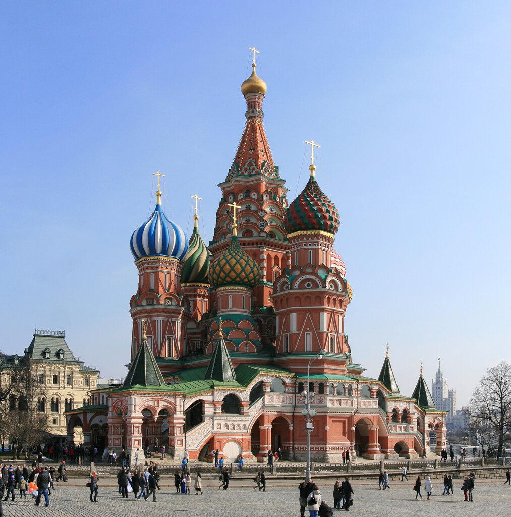 музей — Собор Покрова Пресвятой Богородицы что на Рву — Москва, фото №1