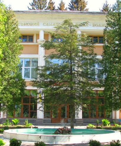 Медицинский центр реабилитации и санаторного лечения Минестерства Обороны Украины Пуща-Водица