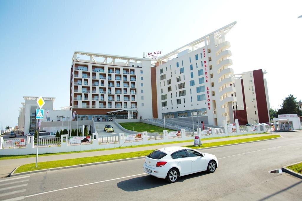 гостиница — Bridge Resort — Сочи, фото №1