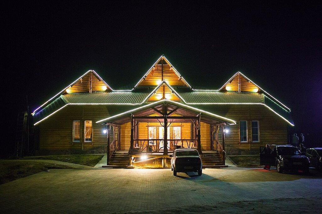 гостиница — Жукова гора — Рязанская область, фото №1