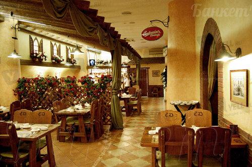 Чешский дом ресторан