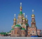 православный храм — Кафедральный собор Благовещения Пресвятой Богородицы — Йошкар-Ола, фото №4
